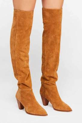 Fp Collection Presley Over The Knee Boot