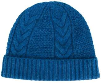 N.Peal cable knit hat