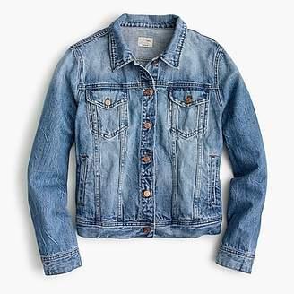J.Crew Classic denim jacket