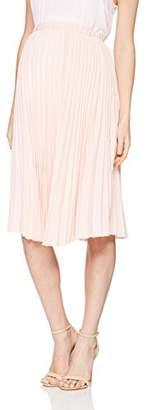 Mama Licious Mamalicious Women's Mlstacia Woven Midi Skirt,(Manufacturer Size: Large)