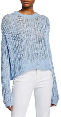 A.L.C. Reno Drop-Shoulder Knit Sweater
