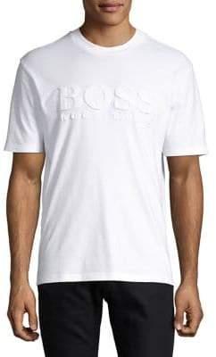 HUGO BOSS Logo Short-Sleeve Tee