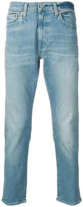 Levi's midwash slim-fit jeans