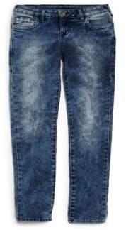 True Religion Toddler's & Little Girl's Casey Skinny Jeans