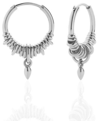 Women's Meadowlark Revival Small Hoop Earrings (Nordstrom Exclusive) $335 thestylecure.com