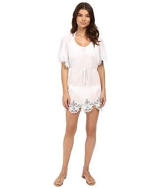 Seafolly Beach Smock Dress Cover-Up