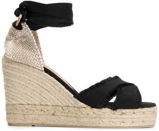 0ca205f3ebd Castaner Leather Sandals For Women - ShopStyle UK
