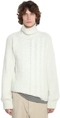 Haider Ackermann Cashmere Knit Sweater