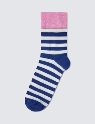 Happy Socks Hysteria By Verna Ankle Socks