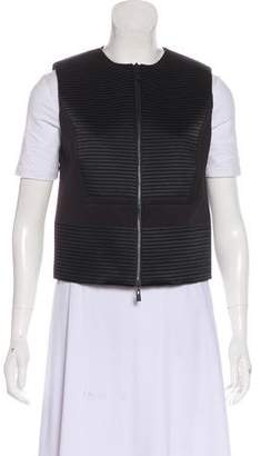 Robert Rodriguez Embroidered Sleeveless Vest w/ Tags