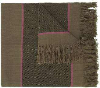 Denis Colomb striped scarf