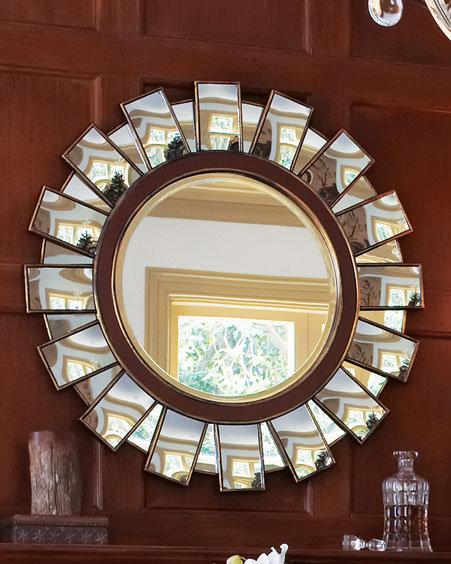Sun Ray Mirror