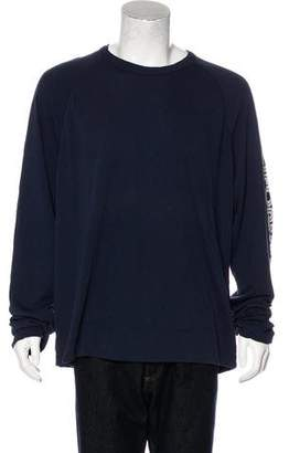 James Perse Long Sleeve Crew Neck Sweatshirt w/ Tags