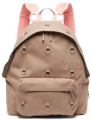 Raf Simons X Eastpak - X Padded Ring Backpack - Womens - Pink Multi