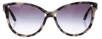 Stella McCartney Cat-Eye Gradient Sunglasses