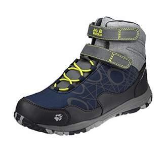 Jack Wolfskin Unisex-Kids Portland Texapore High VC K Waterproof Casual Winter Snow Boot
