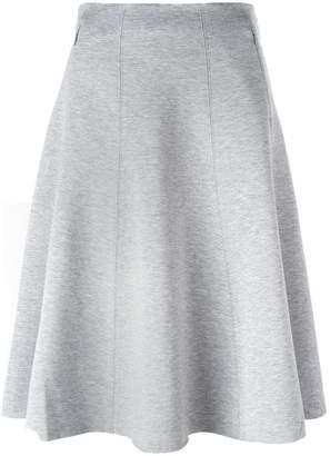 Alexander Wang pleated knee length skirt