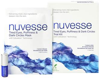 Nuvesse Tired Eyes, Puffiness & Dark Circles Trial Kit