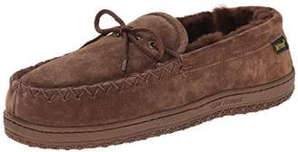 Old Friend Mens Loafer Moccasin Dk.Brown 13 D - Medium