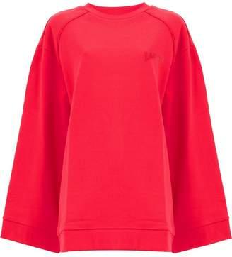 Juun.J wide sleeve sweatshirt