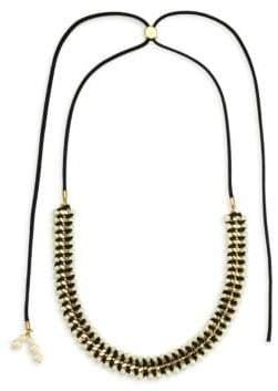 Kate Spade Pearl Slider Necklace