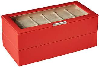 Wolf 319742 Stackable Set of 2-12 Piece Watch Trays