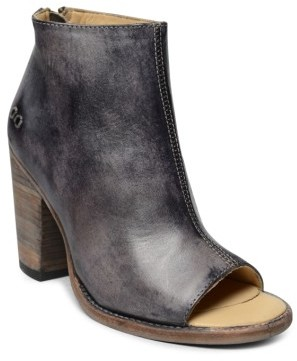Women's Bed Stu 'Onset' Peep Toe Bootie $229.95 thestylecure.com