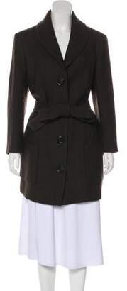 Michael Kors Virgin Wool Short Coat