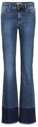 RED Valentino Raw hem jeans