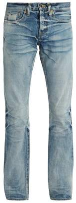 PRPS Japan - Demon Straight Leg Jeans - Mens - Indigo