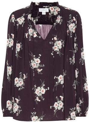 Velvet Adanya floral blouse