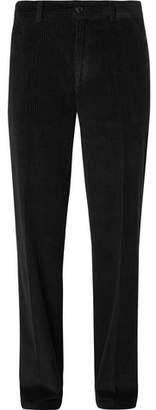 Our Legacy Wide-Leg Cotton-Corduroy Trousers