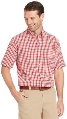Arrow Men's Seersucker Button-Down Shirt