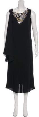 Chanel Paris-Dubai Embellished Dress