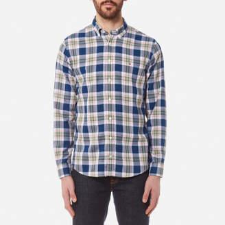 Tommy Hilfiger Men's Zac Check Long Sleeve Shirt