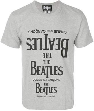 Comme des Garcons The Beatles X The Beatles X T-shirt