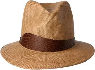 Lehfeldt Claude Signature Embossed Hat
