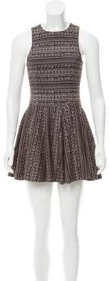 Tibi Sleeveless Knit Dress
