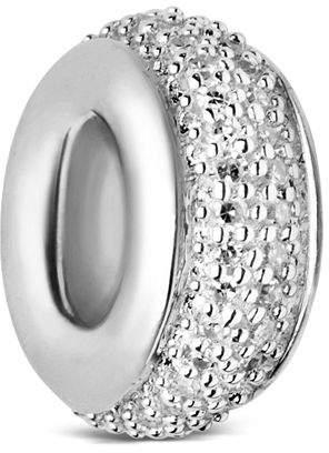 Links of London Sterling Silver Sweetie Pavé Diamond Bead