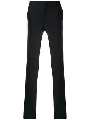 Lanvin side ribbon trousers