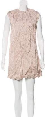 Miu Miu Sleeveless Shift Dress