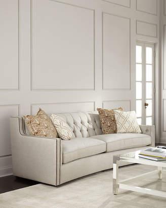 """Bernhardt Karine Tufted-Back Sofa 96"""""""