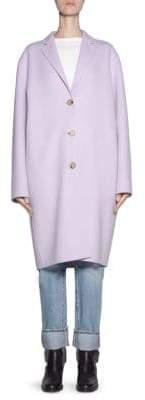 Acne Studios Wool& Cashmere Oversized Jacket