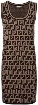 Fendi FF mini dress