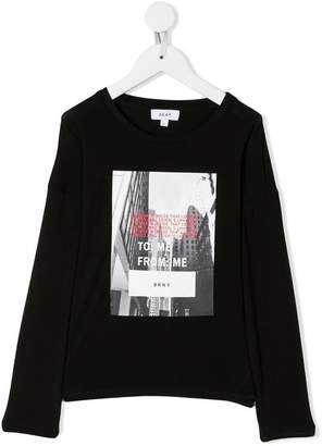 DKNY To Me from Me jumper