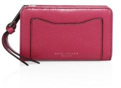 Marc by Marc Jacobs Recruit Leather Wallet $180 thestylecure.com