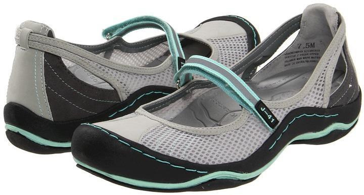 J-41 Beachcomber (Grey/Glass) - Footwear