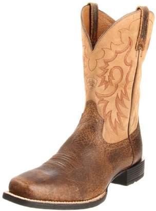 Ariat Men's Heritage Reinsman Western Cowboy Boot