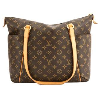 Louis Vuitton Monogram Canvas Totally MM Bag (Pre Owned)