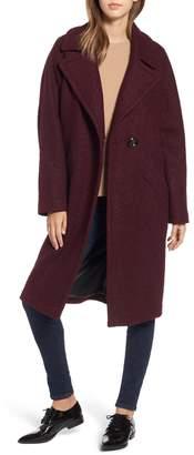 Rachel Roy Oversize Collar Coat